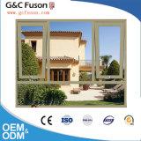 Double Glazing Aluminium Tilt and Turn Windows for Living Room