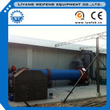 Wood Sawdust Rotary Drum Dryer for Pellet Making