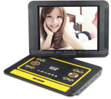 """13.3"""" Portable DVD Player with TV FM Game"""