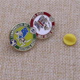 2015 Round Design Pin for Promotional