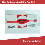GMP Certificated High Quality Abendazole Tablets