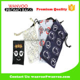Various Color Drawstring Microfiber Pouch for Sunglass
