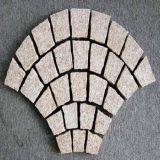 Natural/Flamed/Yellow Granite G682 Cubestone/Cubic Stone/Granite Paver for Garden/Sidewalk