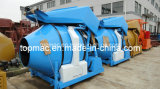 2015 Hot Sell Topmac Brand Concrete Mixer with Diesel Engine
