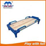 High Quality Kindergarten Kids Plastic Bed