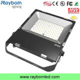 120lm/W Samsung LED Chips 100W Parking Lot LED Flood Light