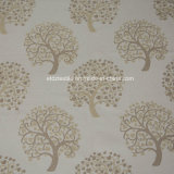 Vivid Lucky Tree Design Curtain in Colors