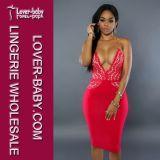 2016 Designer Fashion Clothes Women Apparel (L28019-1)