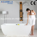 CE Approved European Style Acrylic Tub (JL611)