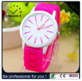 Geneva Rhinestone Watch, Stainless Steel Watch, Women Watches (DC-248)
