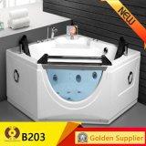 Fashion Acrylic Bathroom Massage Bathtub Corner Bathtub (B203)