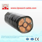 High-Quanlity PVC Flexible Rubber Copper Power Cable for Building