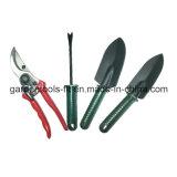 Carbon Steel 4 PCS Mini Hand Garden Tools for Children