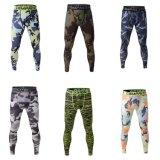 Men Compression Gym Sport Running Bodybuilding Pants