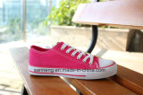 Classic Design Canvas Shoes for Gilr and Lady (SNC-02099)