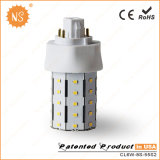 Shenzhen Facotry SMD2835 800lm Gx24q 4pin 6W LED Bulb