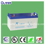 Rechargeable Lead Acid Solar Battery 12V100ah with CE Approved