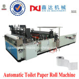 Automatic Perforated Embossing Paper Toilet Tissue Rewinder