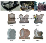 Own Factory Granite Headstone for Various Style