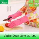 Selling Products Long Cuff Household Gloves