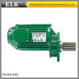 Elk 0.4-0.13kw Double Speeds Crane Geared Motor