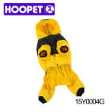Hoopet Dog Clothes for Winter Polyester Taffeta Coat
