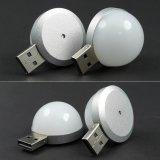 Night Reading Mini USB LED Lamp with 4PCS LEDs
