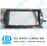 Radiator Support Manufacturer of China for Auto Body Accessories for Hyundai Accent 2011