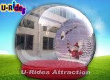 Inflatable Snow Globe Christmas Ball