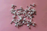 Circle Round C Type Nail Wall Cable Clips Cable Clamp