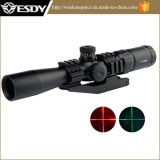 2-7x32be Mil DOT Tactical Red & Green DOT Rifle Scope