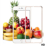 Metal Edgetempered Glass with Oil Surface Screen Protector Film 3D 9h with Exclusive Package for iPhone 5 6 6plus (XSPB-007)