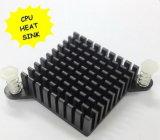Computer cooler heat sinks