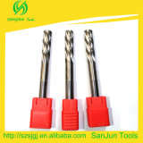Carbide Cutting Tools Tungsten Carbide End Mill Reamer