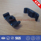 Black ABS/PP/PE/POM/PA Plastic Clip Fitting for Tube and Pipe (SWCPU-P-F269)