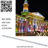 DC24V 10W IP65 Polychrome LED Outdoor Wall Washer