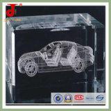 Good Quality 3D Laser Crystal Car (JD-CC-510)