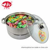 24# Stainless Steel Container Boilers Tattoo Bubble Gum