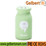 New Milk Bottle Multiple Port USB Charger with RoHS