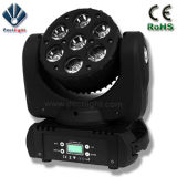 7X10W RGBW 4in1 LED Beam Moving Head Light