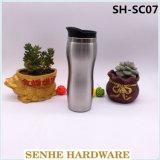 New Design Gourd Shape Stainless Steel Auto Mug (SH-SC07)