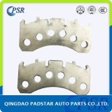 Whoesales Good Quality New Style Truck Brake Pads Back Plate
