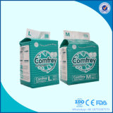 Economic Adult Diaper with PP Tape PE Backsheet with Comfrey Brand
