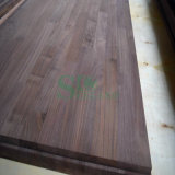 Finger Jointed Board Made of American Black Walnut