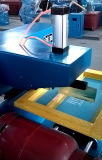 Two Color LPG Cylinder Screen Printing Machine