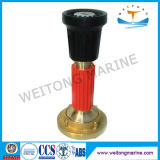 Brass Storz Type Jet/Spray Nozzle for Ship