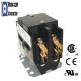 Motor-Protective Double Poles AC Contactor, Air Conditioner Accessories