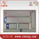 India Hologram Number Plate with Printing Ind