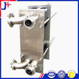 API Sigma90 Plate Heat Exchanger for Milk