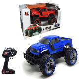 Big Wheel Radio Control Car